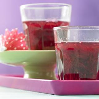 Rhubarb Gelatin Recipe