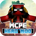 More+ Hero Mod For MCPE icon