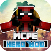 More+ Hero Mod For MCPE