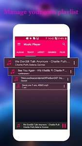 music player screenshot 16