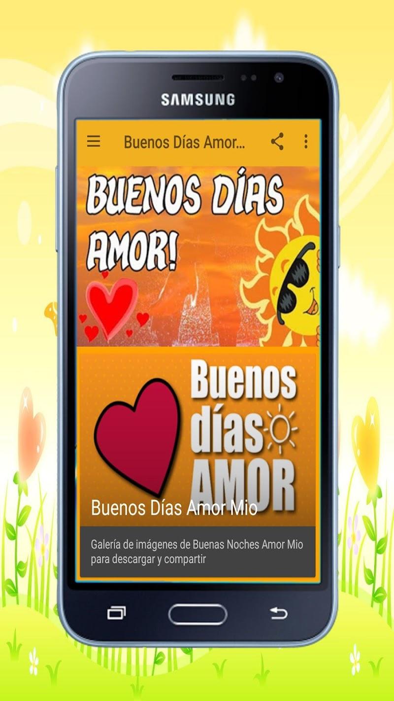 Скриншот Buenos Días Amor Mio