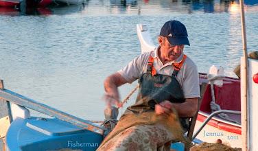 Photo: Fisherman