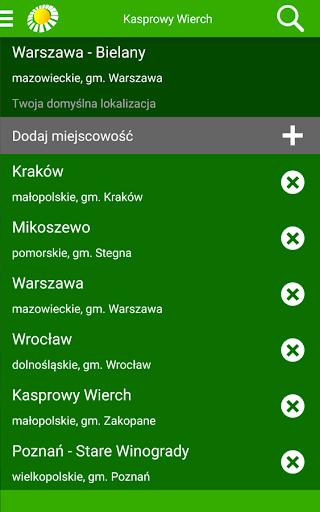 Pogodynka METEO-IMGW  screenshots 8