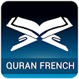 Quran French with Translation - Audio Coran mp3 icon