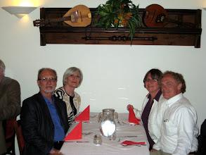 Photo: Farewell to Prague dinner.