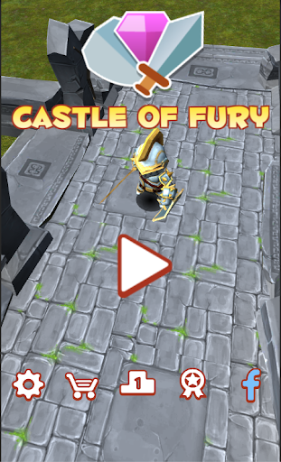 Defend The Castle Of Fury