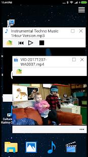 ZINQS Media Center (Multi Window) Ekran Görüntüsü
