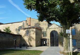Photo: L'abbaye de Saint-Papoul
