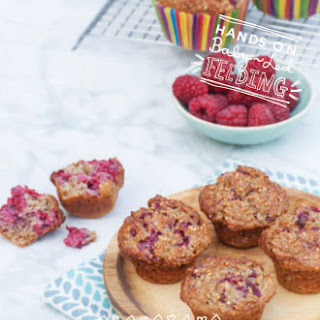 Healthy Breakfast Muffins.