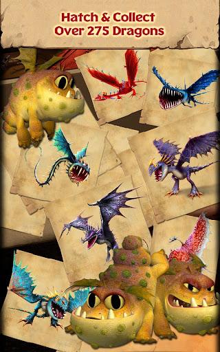 Dragons: Rise of Berk screenshot 5