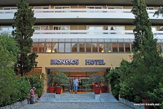 Photo: Ixia. Dionysos Hotel