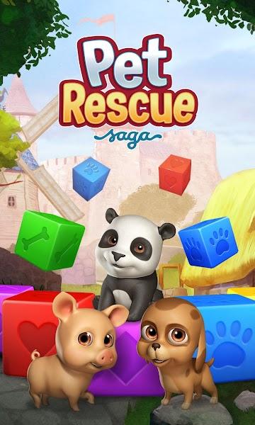 Pet Rescue Saga v1.149.12 [Mod]