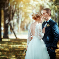 Wedding photographer Elena Yurchenko (lena1989). Photo of 19.10.2018