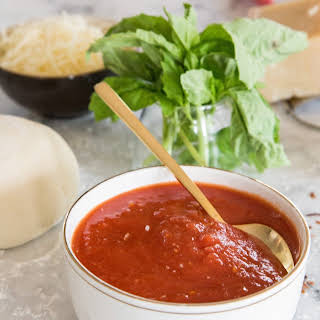 How To Make Homemade Pizza Sauce.