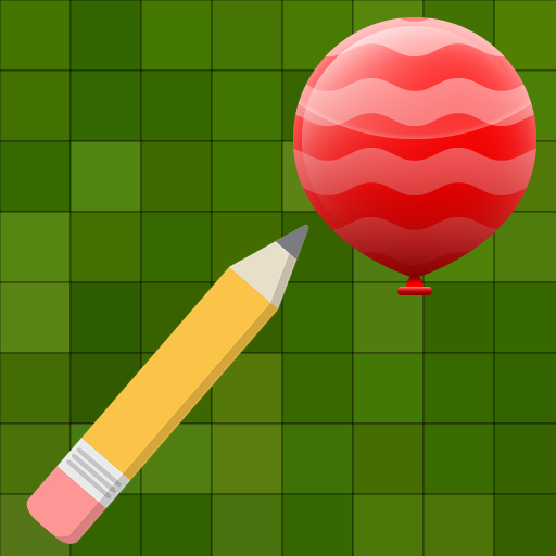Balloon Pop Pencil