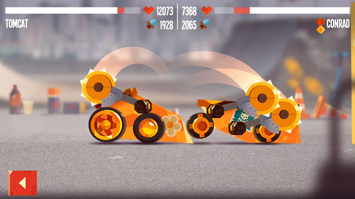 CATS: Crash Arena Turbo Stars  screenshots 14