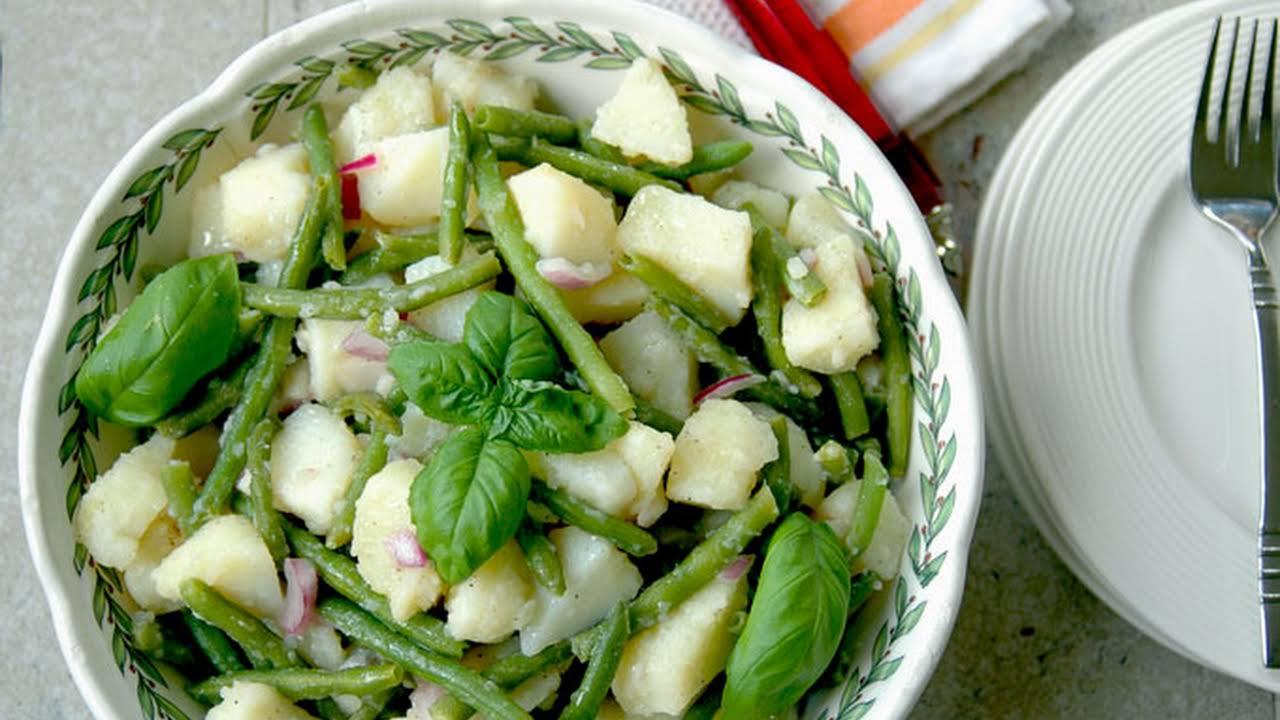 Italian Potato Salad Recipes Vinegar