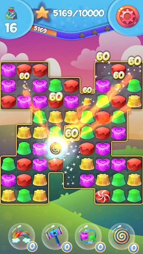 Sweet Valley: Candy Match 3 Screenshot