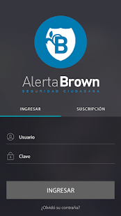 Alerta Brown: miniatura de captura de pantalla