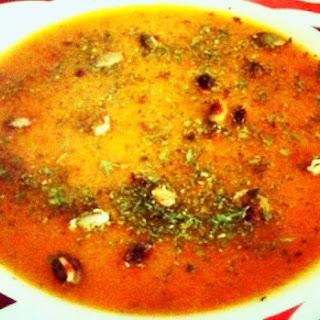 Vibrant Pumpkin Soup