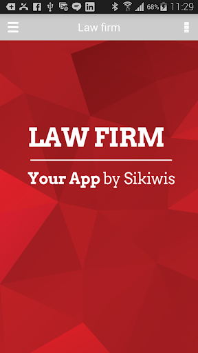 Law firm Apps