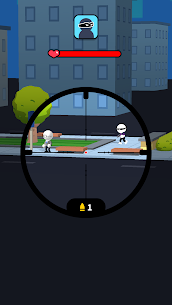Johnny Trigger Sniper MOD APK 1.0.9 [Unlimited Money] 4