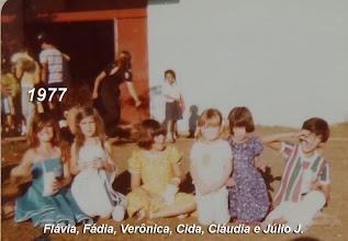 Photo: Nossa galera em 1977 no Colégio 22 do Gama-DF