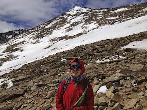 Photo: at the base of Mt Lady Washington