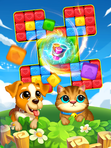 Pets Cube Crush 1.0 screenshots 3