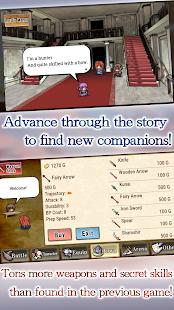 Weapon Throwing RPG 2- screenshot thumbnail