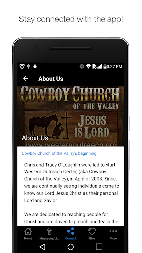 Cowboy Church of the Valley 13.2.1 screenshots 2