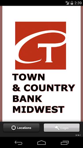 T C Bank - Mobile App