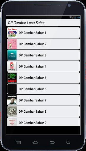 Download DP Gambar Lucu Sahur Google Play softwares atPYPBBPj0lM