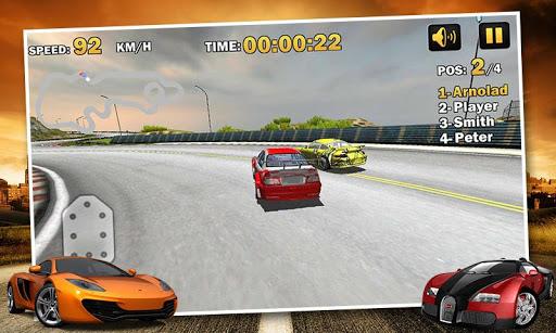 High Speed Car Race 3D