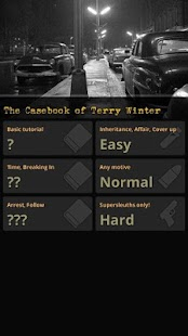 The Casebook of Terry Winter- screenshot thumbnail