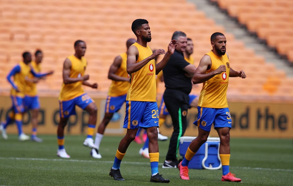 Chiefs coach Hunt insists Pirates are the furthest thing from his mind: 'I don't even think about the derby' - SowetanLIVE