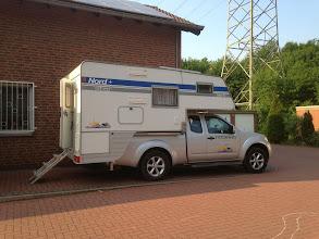 Photo: Diese 2007er Nordstar Camp 8 L ist nun auf einem Navara Kingcab unterwegs.  Infos zur aktuellen Camp 8 S finden Sie hier: http://www.nordstar.de/nordstar-modelle/camp-8-s/index.html