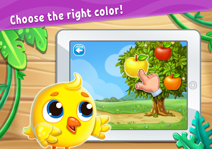 Colors for Kids, Toddlers, Babies – Learning Game 10