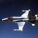 Northrop F-5 Tiger FREE icon