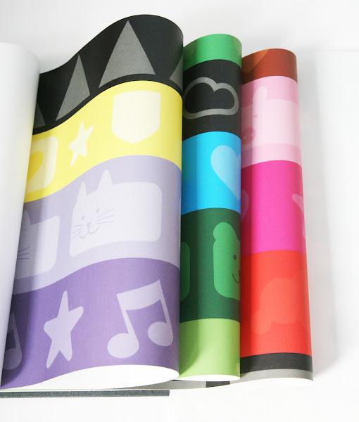 Photo: Hektik Wallpaper available from Just Kids Wallpaper. wwwjustkidswallpaper.com