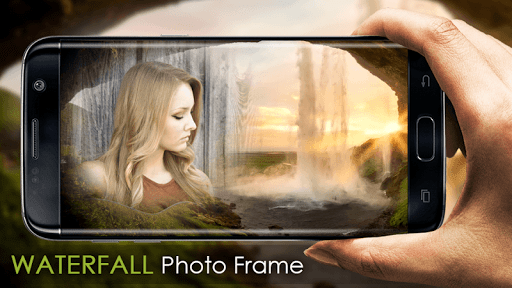 Waterfall Photo Frames for PC