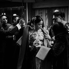 Wedding photographer Chan Kuo (GUOCHENGPHOTO). Photo of 22.03.2019