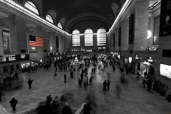 grand central station nyc di pise