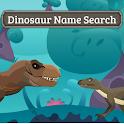 Dinosaur Name Search icon