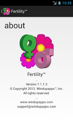 Fertility™ screenshot 4