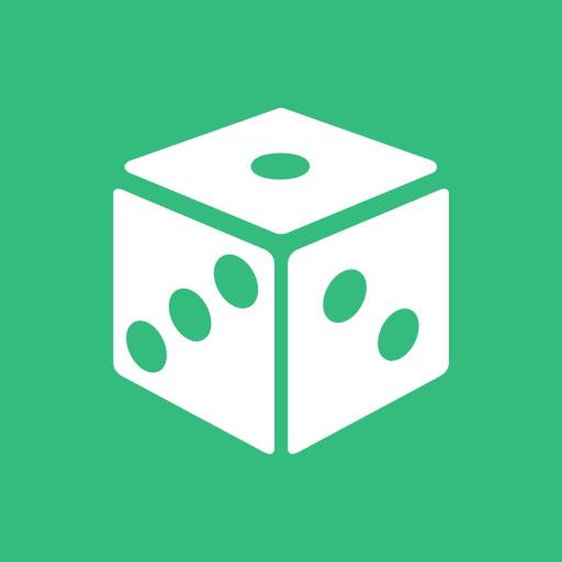 주사위 예제 : 스케치웨어(SKETCHWARE™) 程式庫與試用程式 App LOGO-硬是要APP
