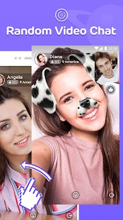 LivU: Meet new people & Video chat with strangers- screenshot thumbnail