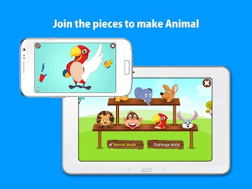 Kids Zoo,Animal Sounds & Photo Screenshot 14