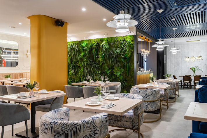 Фото №1 зала Ресторан «АМО»