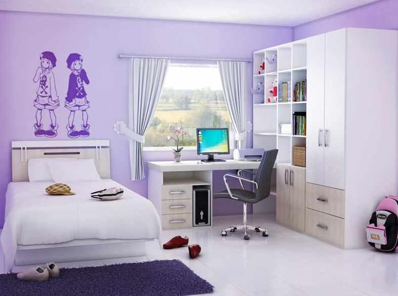 Room Design Ideas For Girl shared kids room design ideas hgtv Girl Bedroom Design Ideas Screenshot